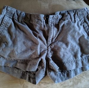 The North Face Cotton and Linen Shorts